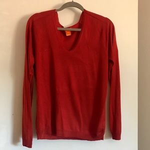 NWOT Joe Fresh V-Neck Lightweight Sweater